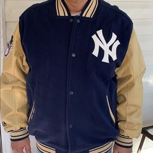 Authentic Yankees Coat Men